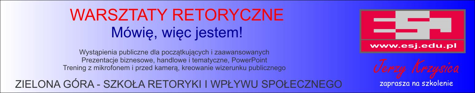 WARSZTATY RETORYCZNE