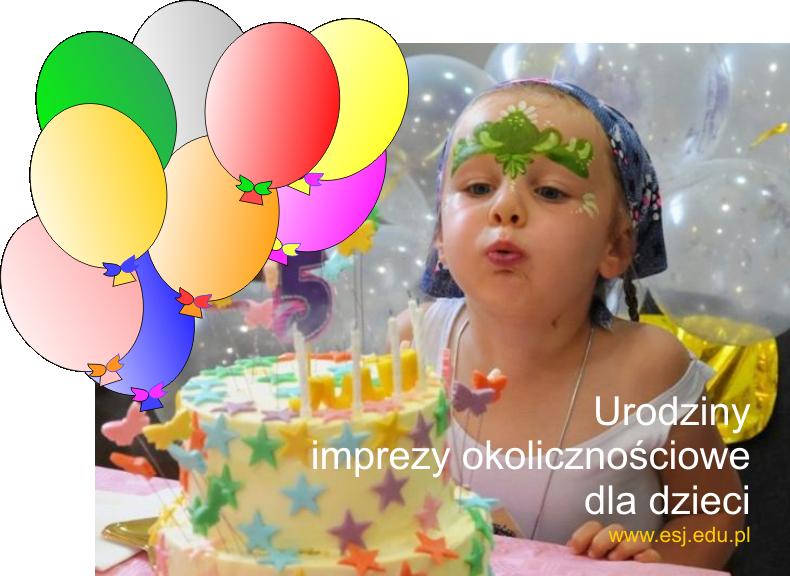 urodziny baloniki